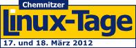 Logo Chemnitzer Linuxtag 2012